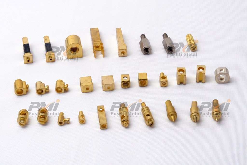 Brass Electrical, Brass Electronic Parts & Components Manufacturer ...